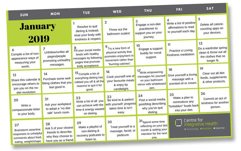 31 fantastic tips – one for every day in January!